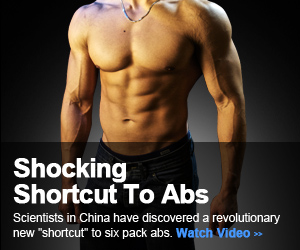 six pack in 70 dagen shortcut